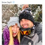 Timmy Hill's Girlfriend Lucy Kennedy -Twitter