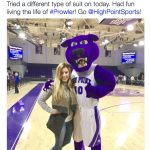 Timmy Hill's Girlfriend Lucy Kennedy - Twitter