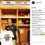 Canyon Barry's parents- Instagram