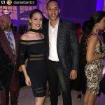 Carlos Correa's Girlfriend Daniella Rodriguez -Instagram