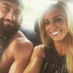 Charlotte Flair's ex husband Bram - Twitter