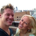 Chris Jericho's Wife Jessica Irvine - Facebook