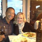 Dave Roberts' wife Tricia Roberts- Facebook