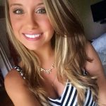 Grayson Allen's Girlfriend Bailey Bunnell- Facebook