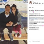 Jalen Brunson's girlfriend Ali Marks -Instagram
