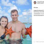 Joe Schobert's Girlfriend Megan McDonnell-Instagram