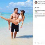 Joe Schobert's Girlfriend Megan McDonnell -Instagram