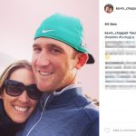 Kevin Chappell's Wife Elizabeth Chappell - Instagram