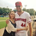 Lucas Giolito's Girlfriend Ariana Dubelko -Instagram