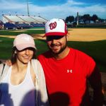 Lucas Giolito's Girlfriend Ariana Dubelko- Instagram