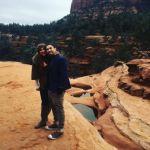 Luke Sanders' girlfriend Becky Lynch - Instagram