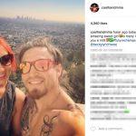 Luke Sanders' girlfriend Becky Lynch- Instagram