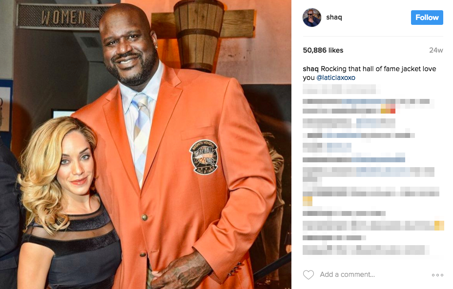 Shaq S Girlfriend Laticia Rolle Playerwives Com Encuentra fotos de stock perfectas e imágenes editoriales de noticias sobre laticia rolle en getty images. player wives girlfriends