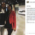 Stephon Gilmore's wife Gabrielle Glenn -Instagram