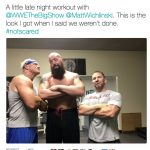 The Big Show's wife Bess Wight - Twitter
