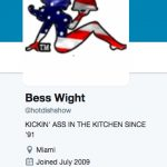 The Big Show's wife Bess Wight -Twitter