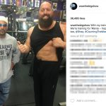The Big Show's wife Bess Wight - instagram