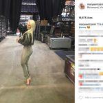 The Miz's Wife Maryse Mizanin-Instagram