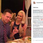 The Miz's Wife Maryse Mizanin - Instagram