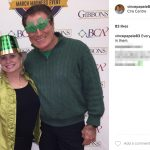 Vince Papale's wife Janet Cantwell-Papale- Instagram