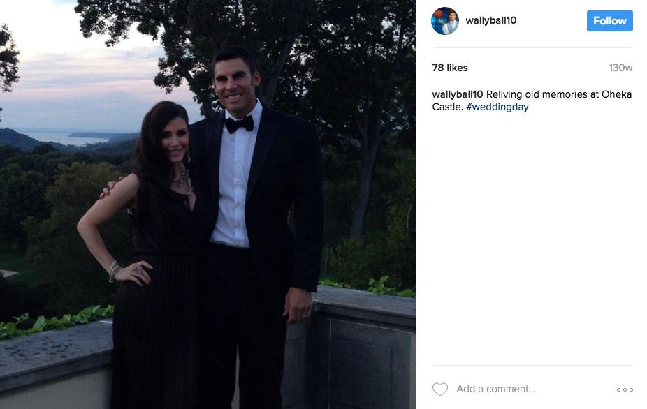 Kristine Leahy Boyfriend Wally Szczerbiak...