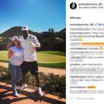 Yasiel Puig's Girlfriend Andrea de la Torre-Instagram