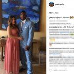Yasiel Puig's Girlfriend Andrea de la Torre- Instagram