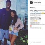 Zak Irvin's girlfriend Gracie Norton - Instagram