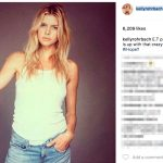 Aaron Rodgers' Girlfriend Kelly Rohrbach -Instagram