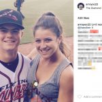 Christian Arroyo's Girlfriend Jessica Handler - Instagram