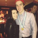 Connor McDavid's Girlfriend Lauren DAndraide - Twitter