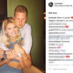 Daniel Berger's Girlfriend Victoria Slater- Instagram