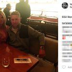 Daniel Berger's Girlfriend Victoria Slater - Instagram