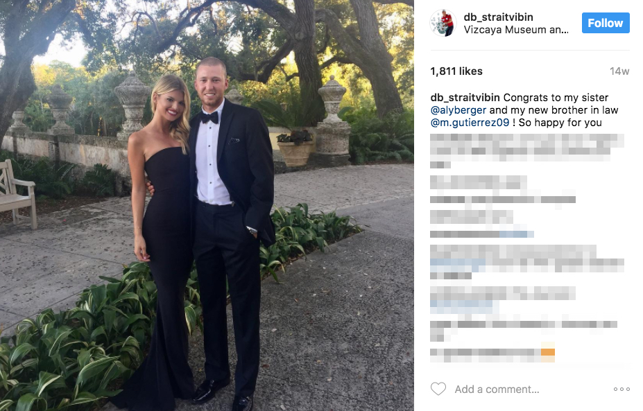 Daniel Berger's Girlfriend Victoria Slater