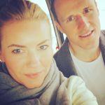 Dion Phaneuf's wife Elisha Cuthbert-Instagram