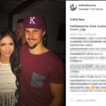 Erik Karlsson's Girlfriend Melinda Currey -Instagram