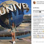 Evgeni Malkin's Girlfriend Anna Kasterov a-Instagram