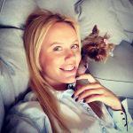 Evgeny Kuznetsov's Wife Anastasia Kuznetsov-Instagram