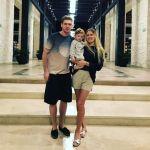 Evgeny Kuznetsov's Wife Anastasia Kuznetsov -Instagram