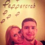Evgeny Kuznetsov's Wife Anastasia Kuznetsov- Instagram