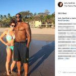 Jonathan Allen's girlfriend Hannah Franklin -Instagram