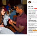 Jonathan Allen's girlfriend Hannah Franklin- Instagram