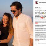Marcus Johansson's Wife Amelia Falk- Instagram