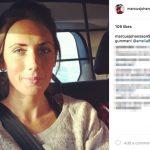 Marcus Johansson's Wife Amelia Falk - Instagram