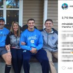 Mitchell Trubisky's sister-Instagram