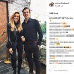 Rickard Rakell's Girlfriend Emmeli Lindkvist-Instagram