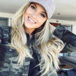 Rickard Rakell's Girlfriend Emmeli Lindkvist- Instagram