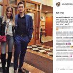 Rickard Rakell's Girlfriend Emmeli Lindkvist - Instagram