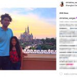 Robin Lopez' Girlfriend Christine Vargas - Instagram