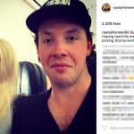 Ryan Johansen's Girlfriend Madison Bell -Instagram